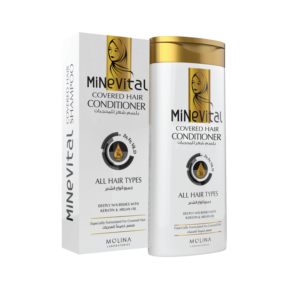 MINEVITAL COVERED HAIR CONDITIONER